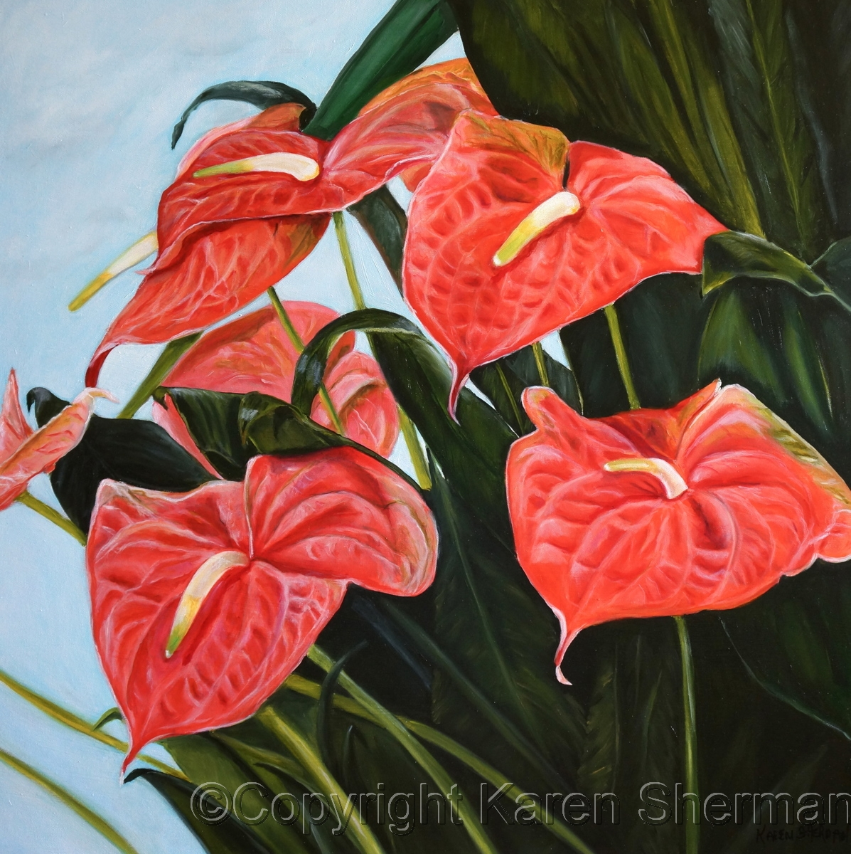 """""""Tropical Elegance"""" (large view)"""