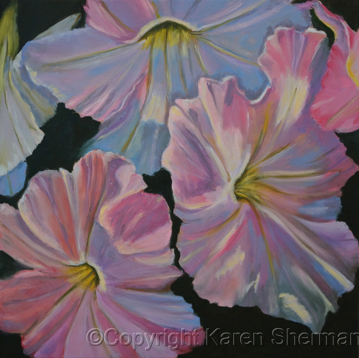 """""""Floral Fantasy"""" (large view)"""