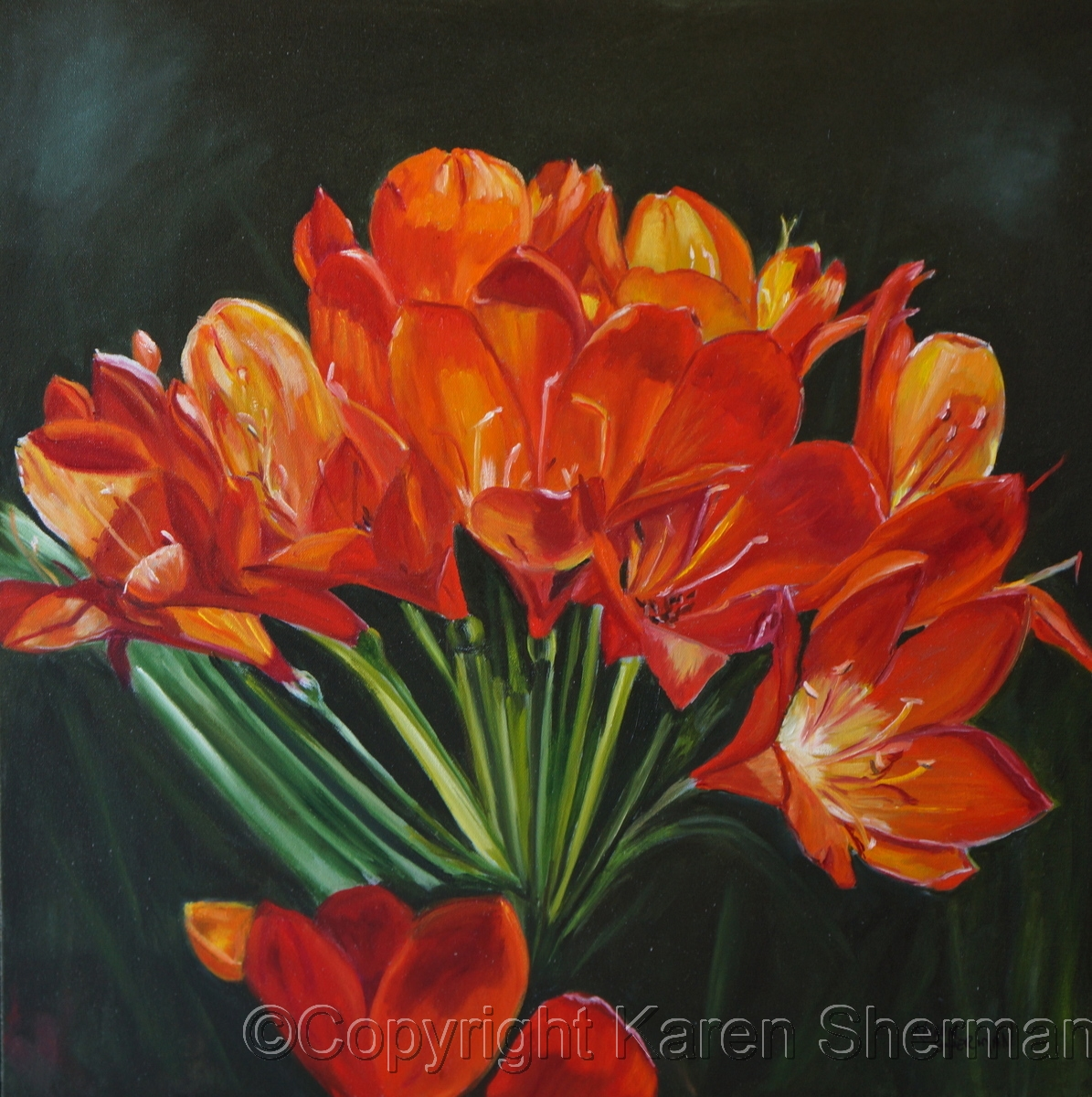"""""""Summer Brilliance"""" (large view)"""