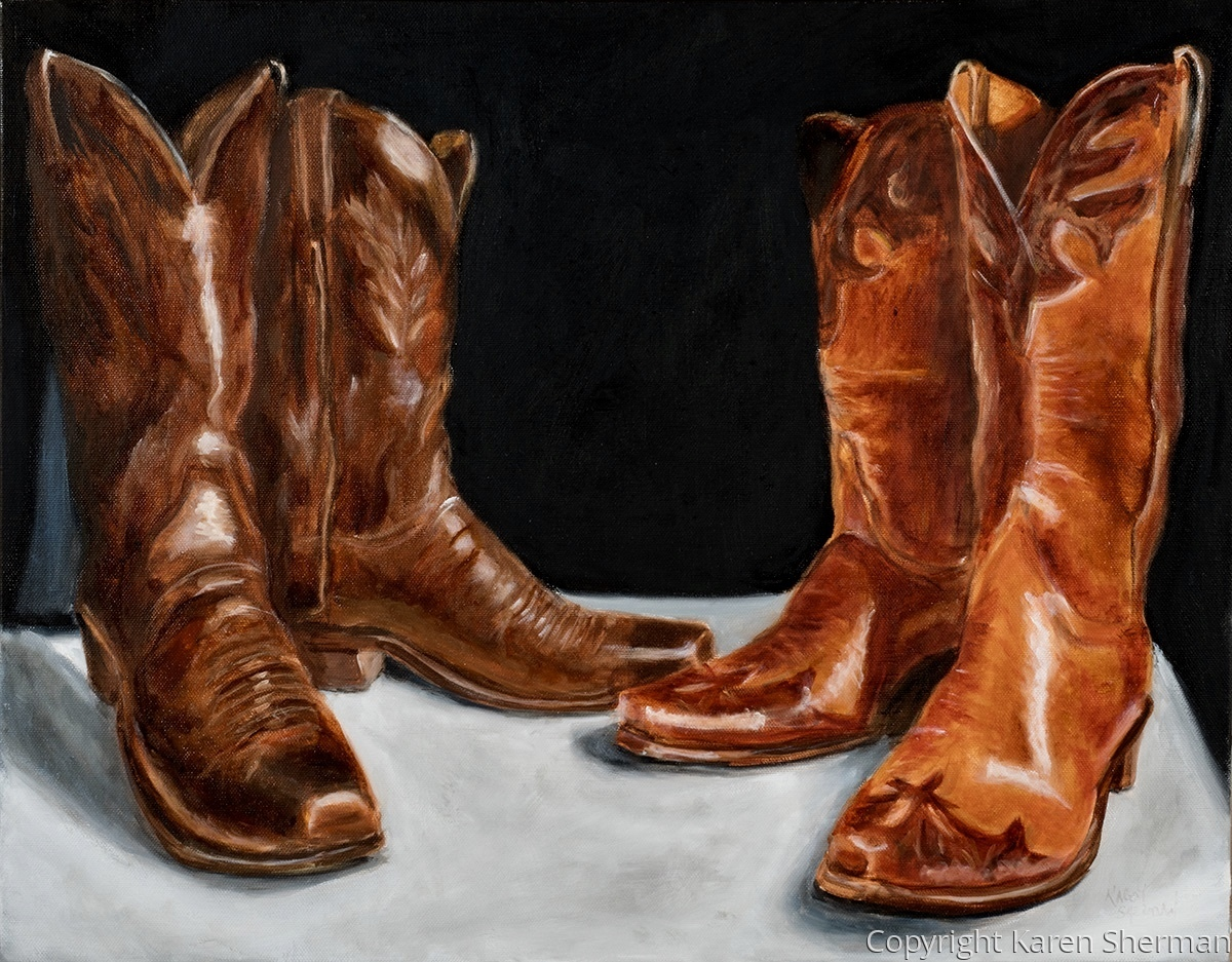 """""""Texas Two Step"""" (large view)"""