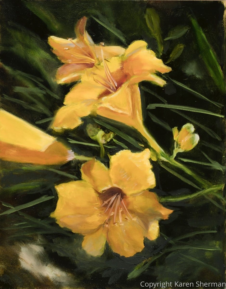 """""""Day Lily 1"""" (large view)"""
