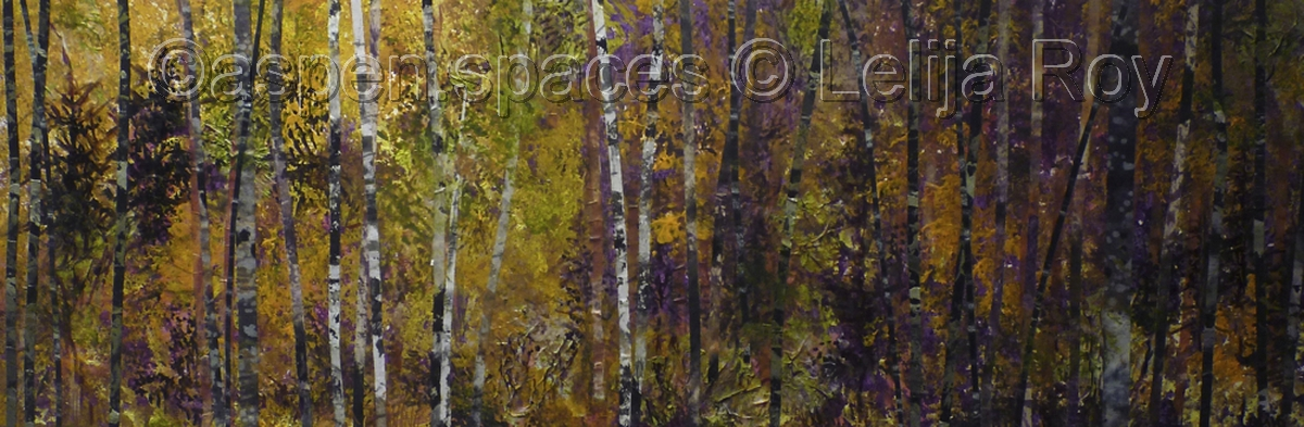 Twilight Grove 12x36 (large view)