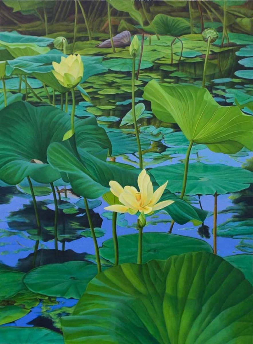Lotus Lake (large view)