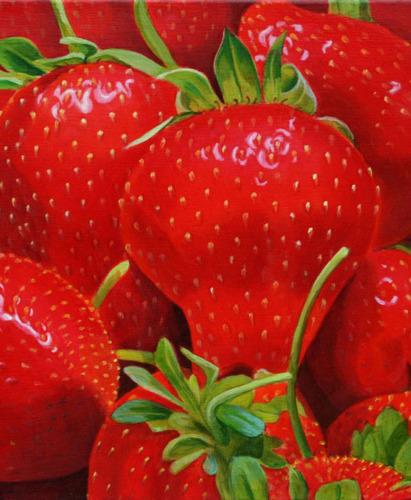 Strawberries II (large view)