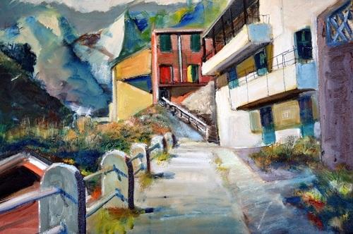 Pathway, Carrara 2 (large view)