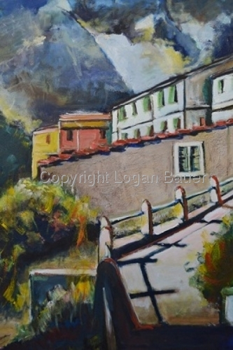 Mountain View-Carrara (large view)