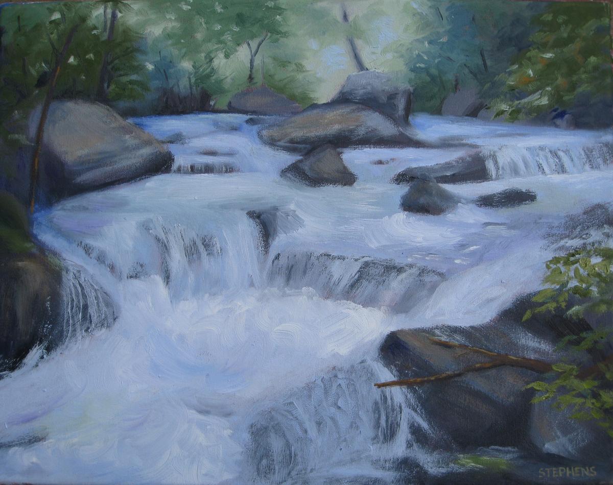Little Stony Creek (large view)