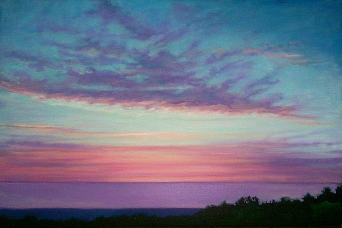 Lavender Sea (large view)