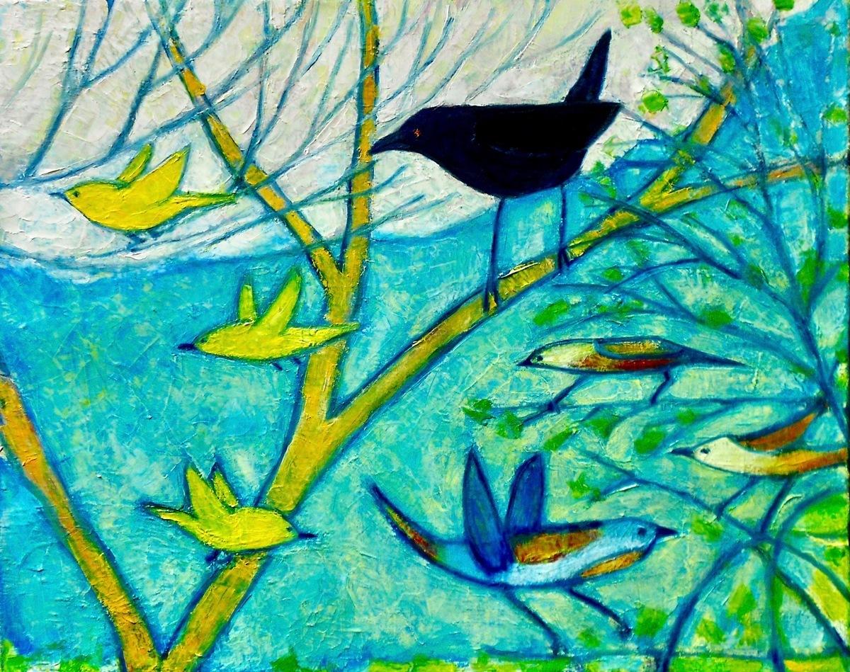 Bird Business (large view)