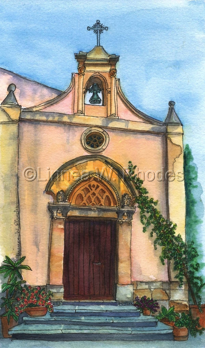 Fattoria Mose Chapel by Linnea W. Rhodes (large view)