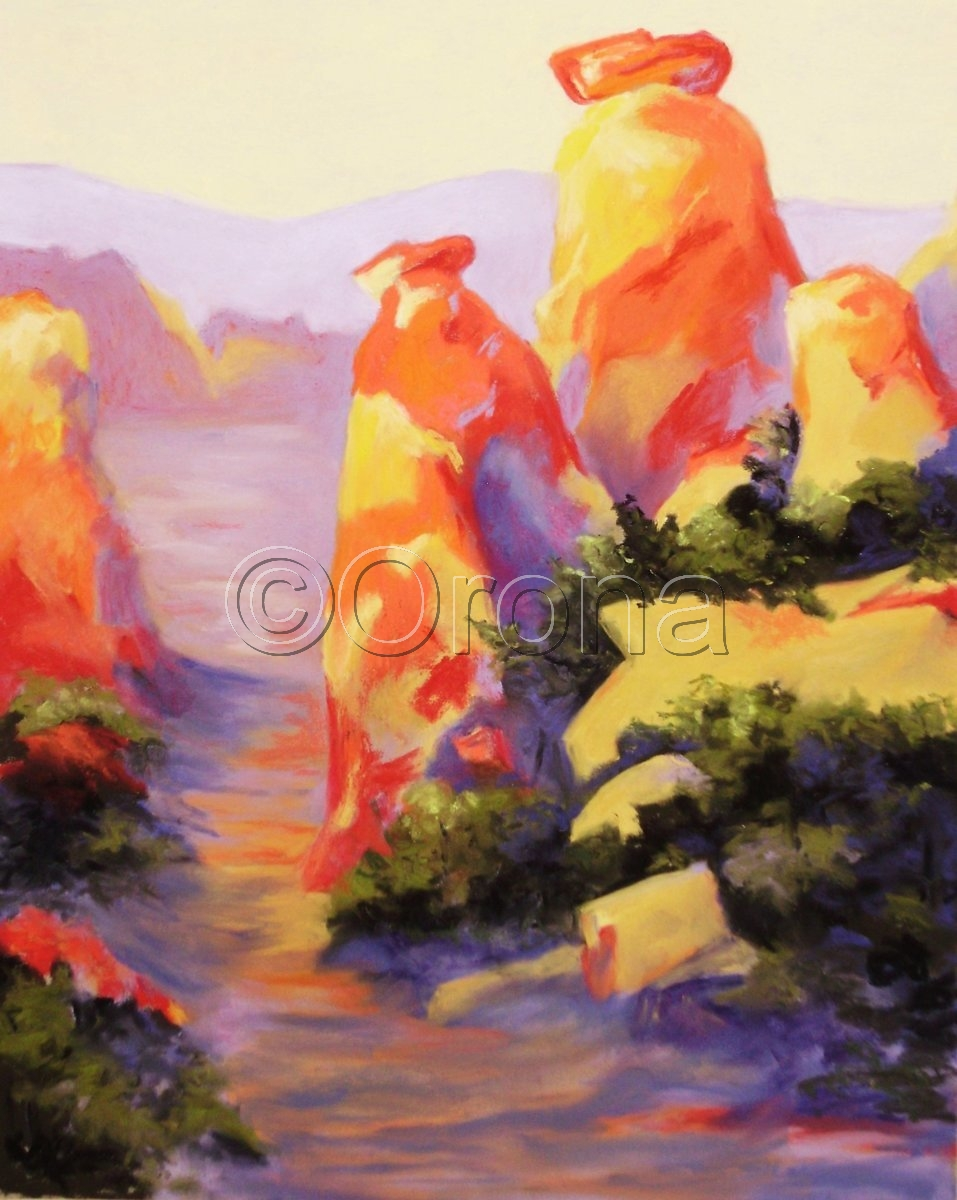 """""""The Sentinels"""" (large view)"""