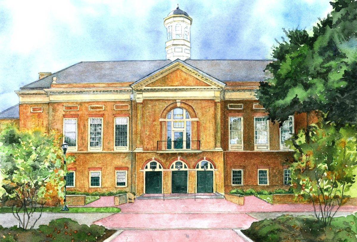 Mason School of Business, College of William and Mary (large view)