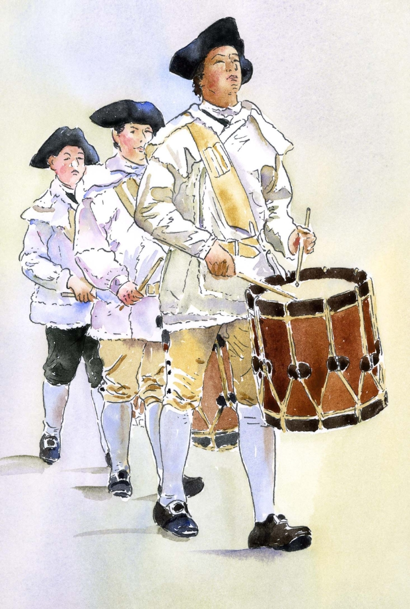 Fife and Drum, Print (large view)