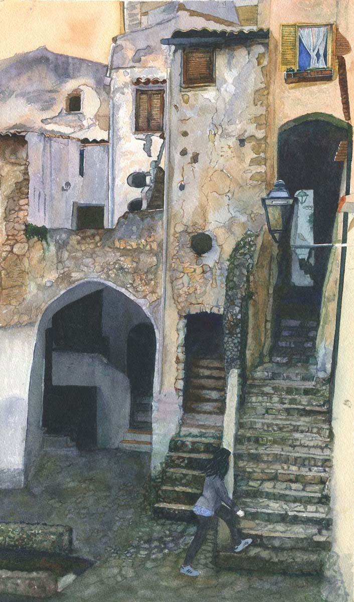 Sperlonga, Italy (large view)