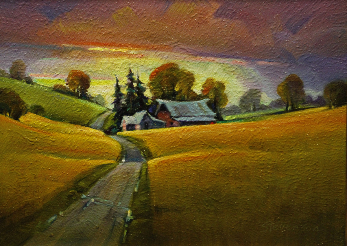 Harvest Road (large view)