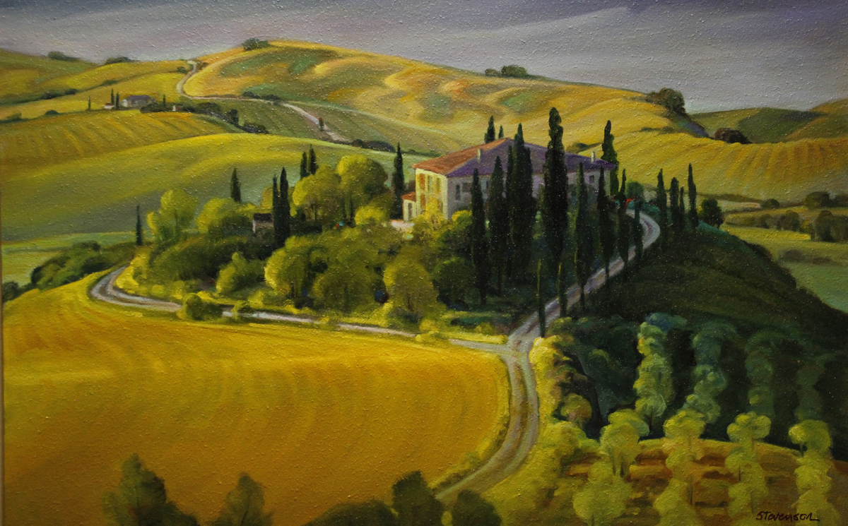 Piedmont Hills (large view)