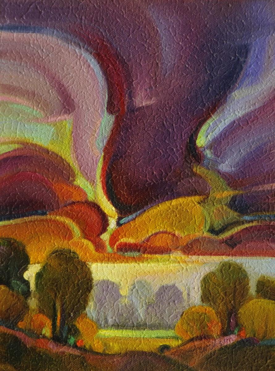 Sundown Ribbons 2 (large view)