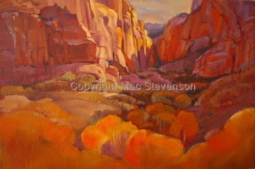Kolob Canyon (large view)