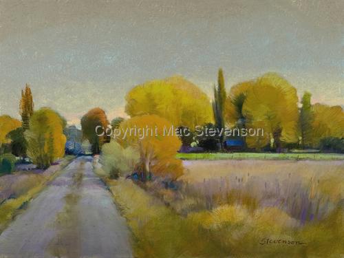 Autumn Lane (large view)