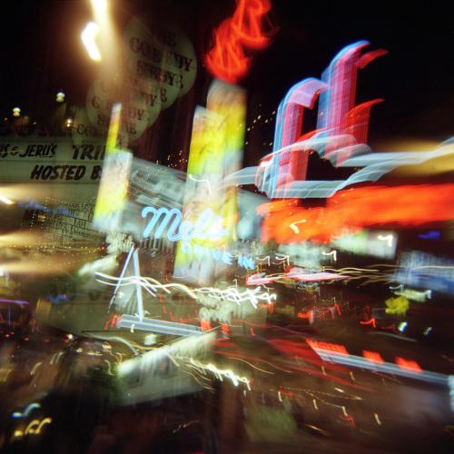 Sunset Boulevard Neon
