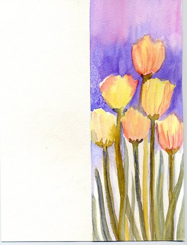Early Tulips (large view)