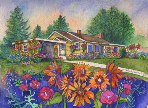 Debby's Garden (large view)