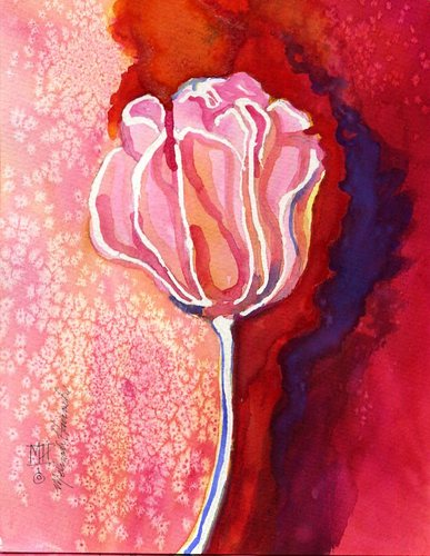 tulip expressionism (large view)