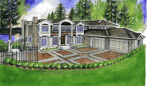 Mercer Island Estate (large view)