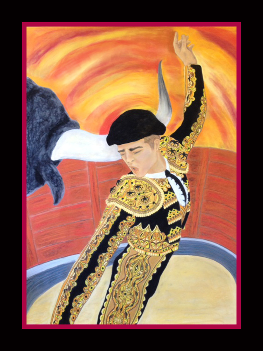 The Bullfighter (large view)