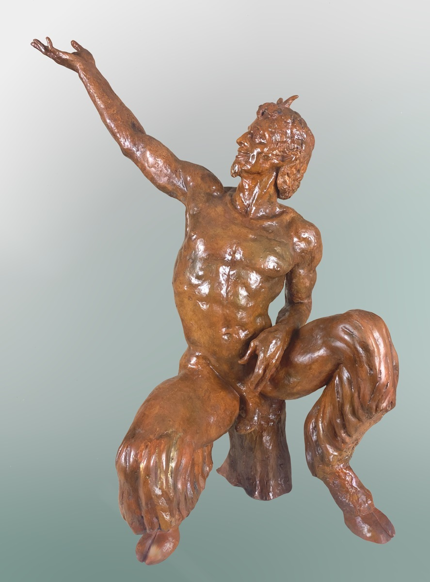 The Faun (large view)
