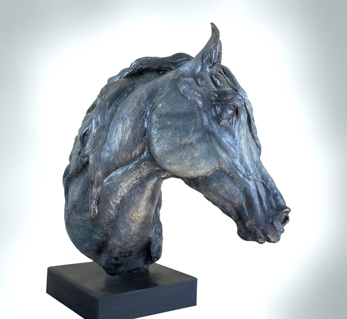 Mare's Bust (large view)