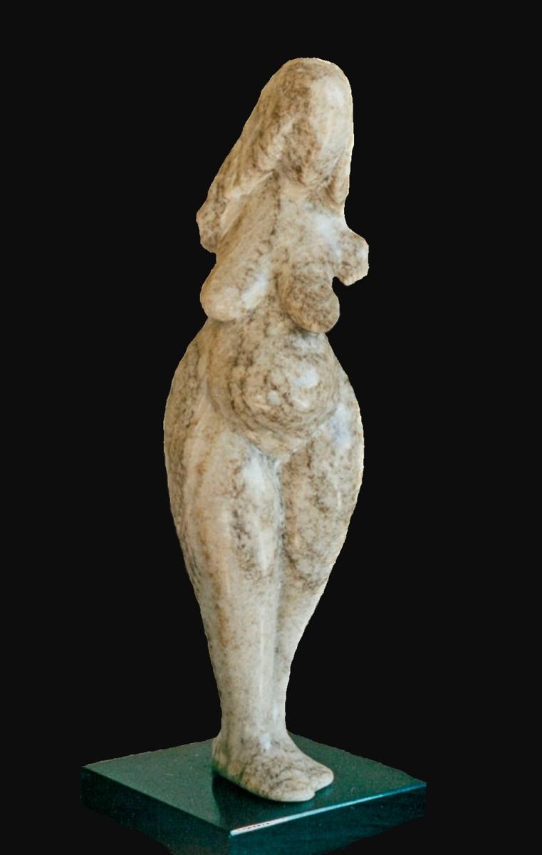 Pregnant Venus (large view)
