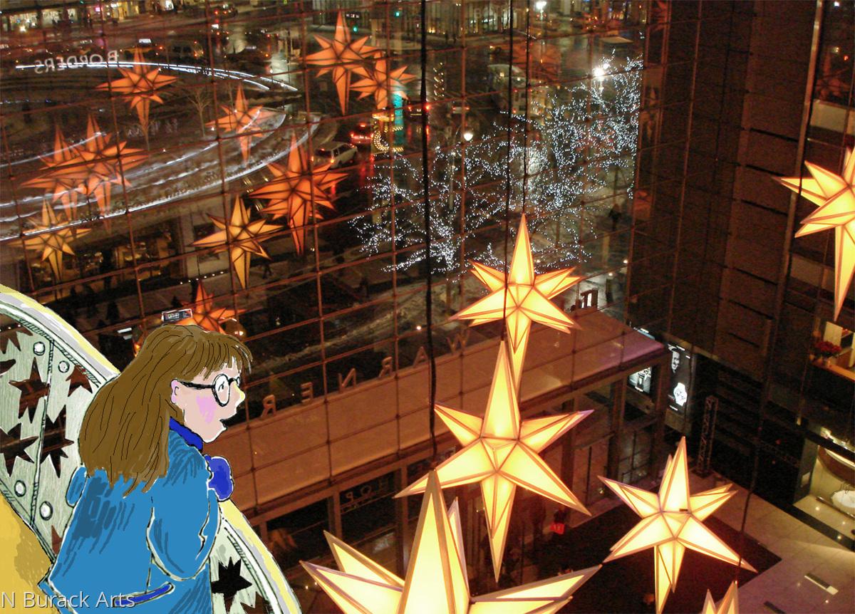 My Secret City - Time Warner Center (large view)