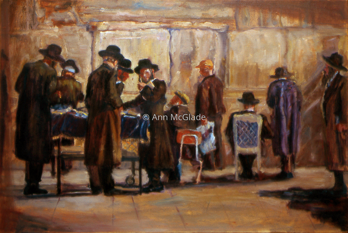 The Rabbis (large view)