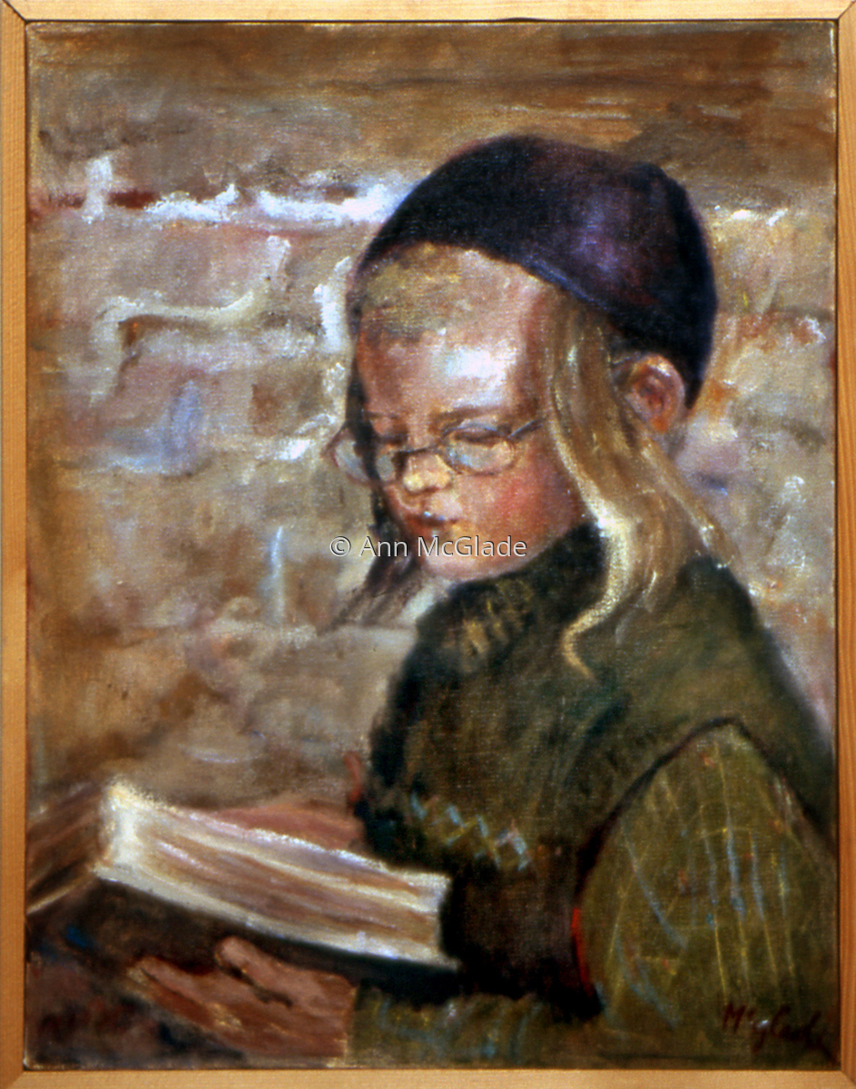 Jewish Boy (large view)