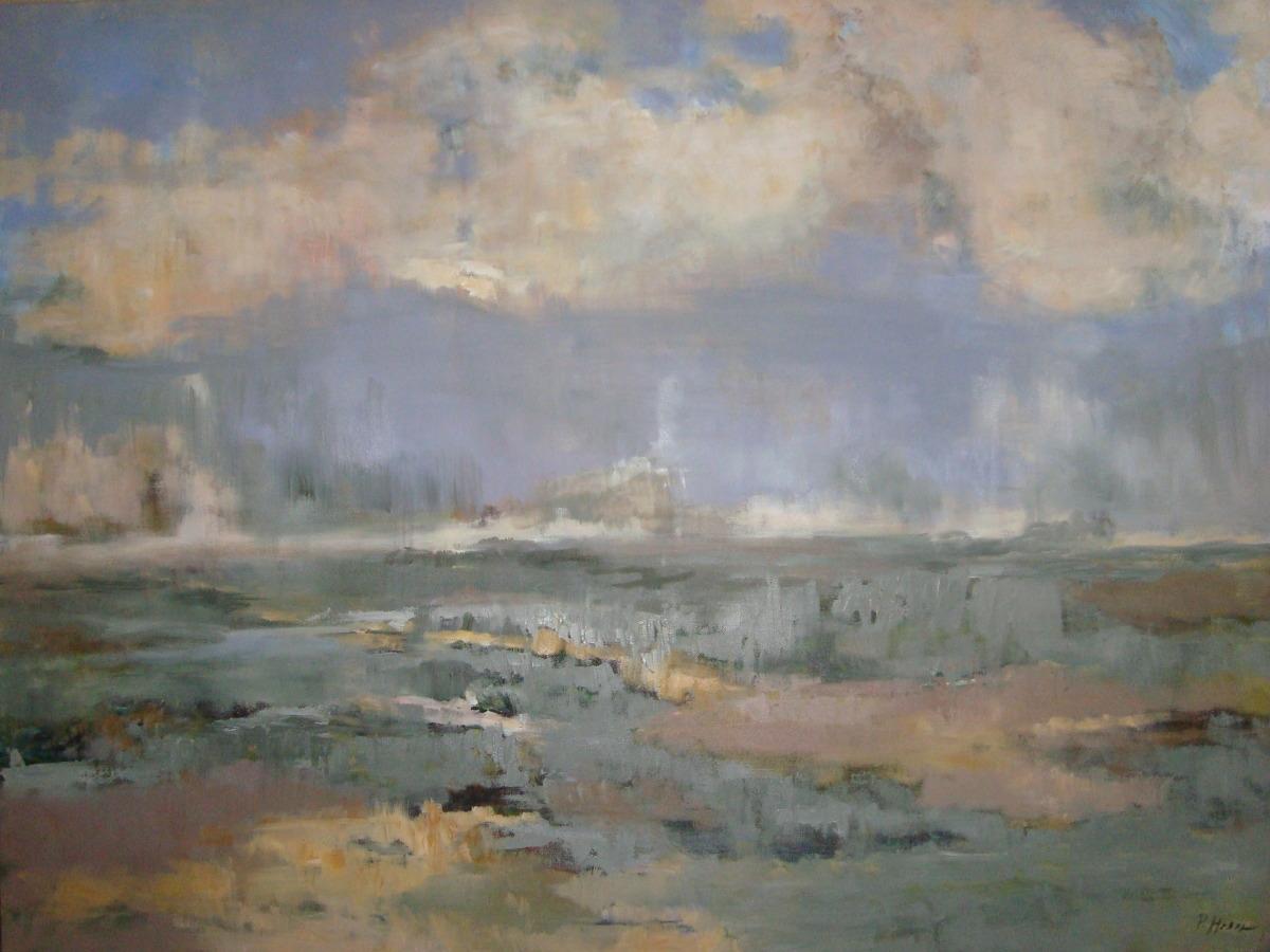 Marsh Rain (large view)