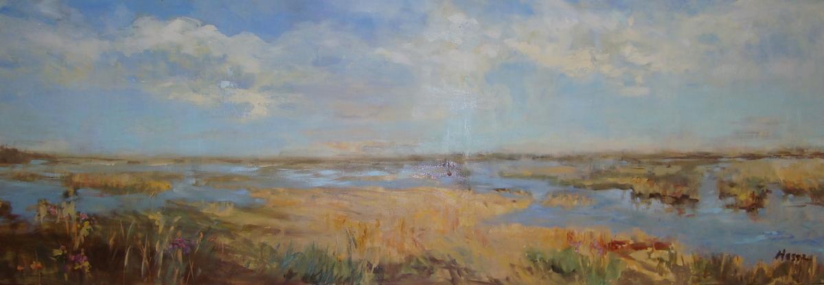 Louisiana Marsh (large view)