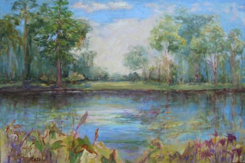 Pond Celebration (large view)