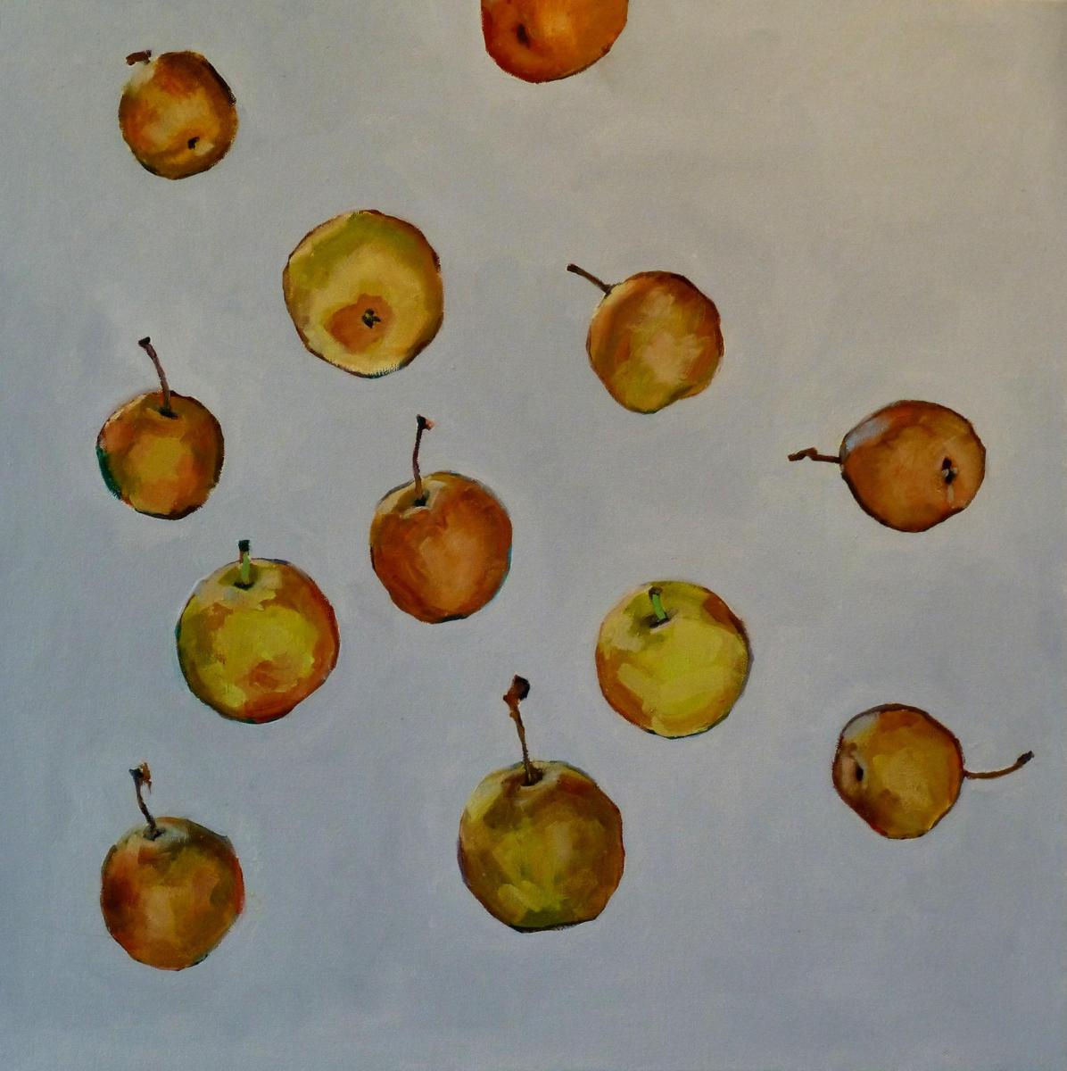 Falling Pears (large view)