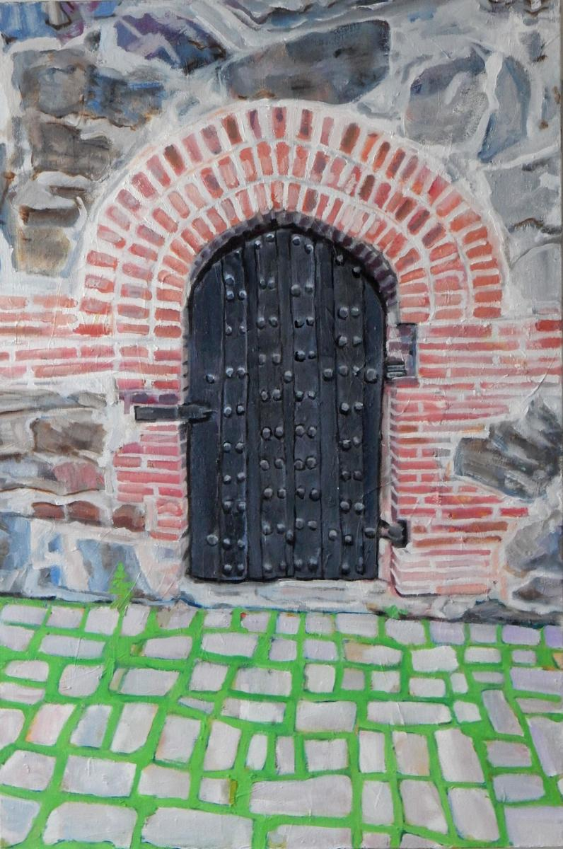 Castle Door (large view)
