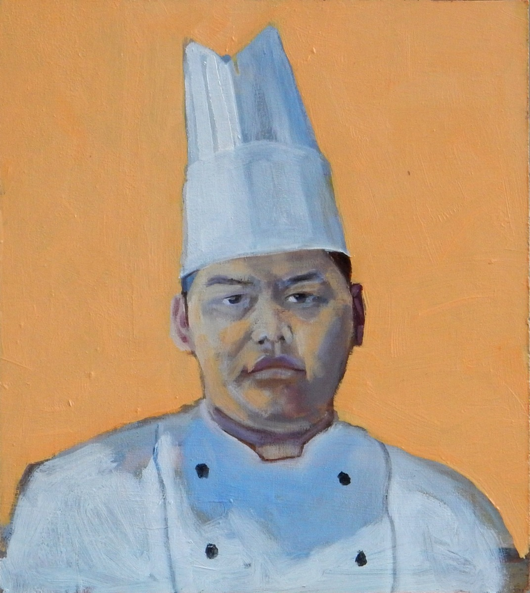 Indonesian Chef (large view)