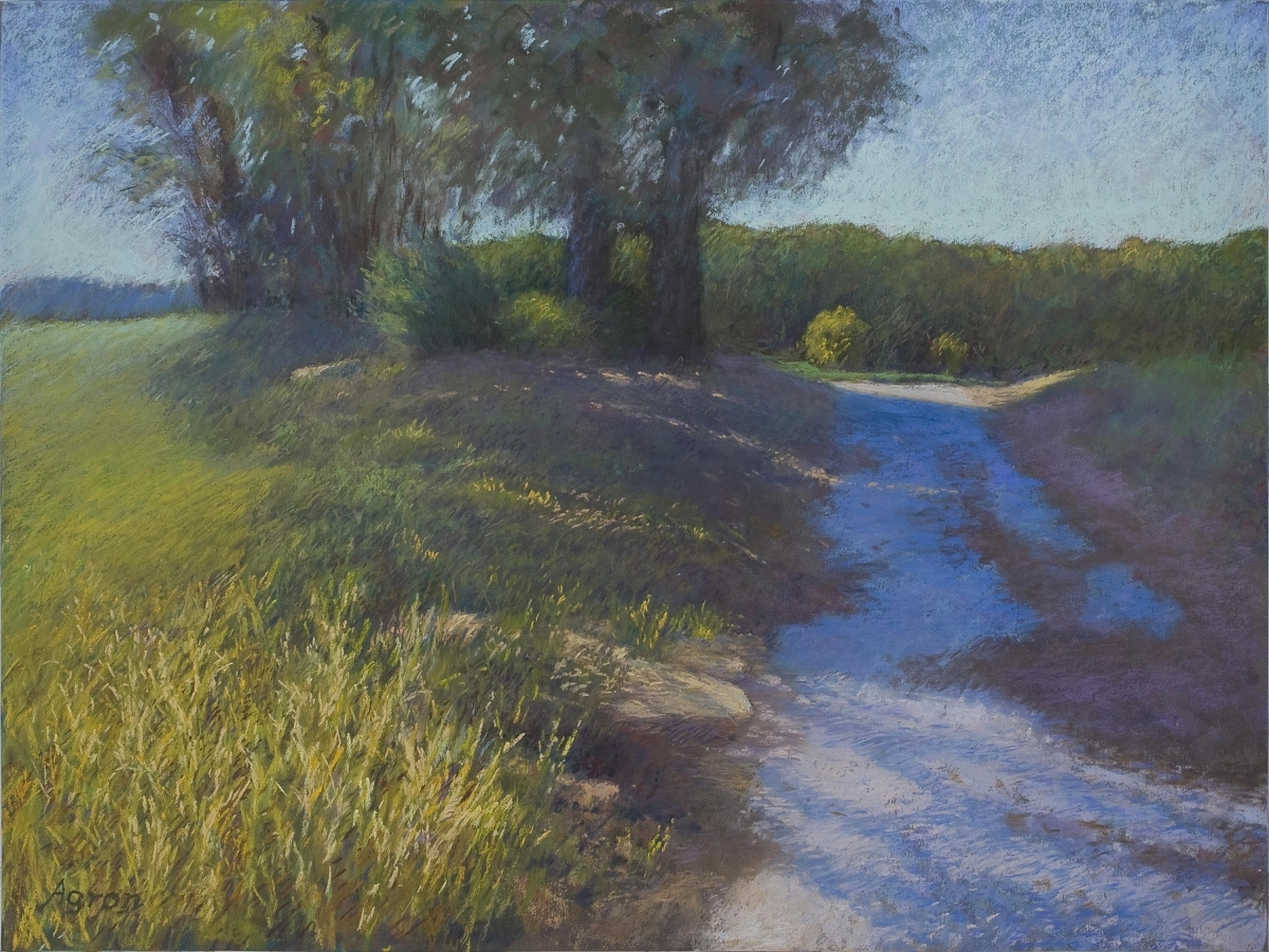 """Rita Agron - """"Morning Light"""" - President's Award of Excellence (large view)"""