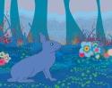 Benjamina the Blue Bunny (thumbnail)