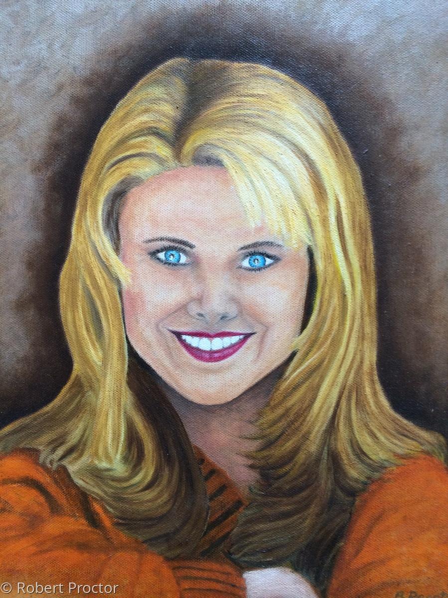 Christie Brinkley (large view)