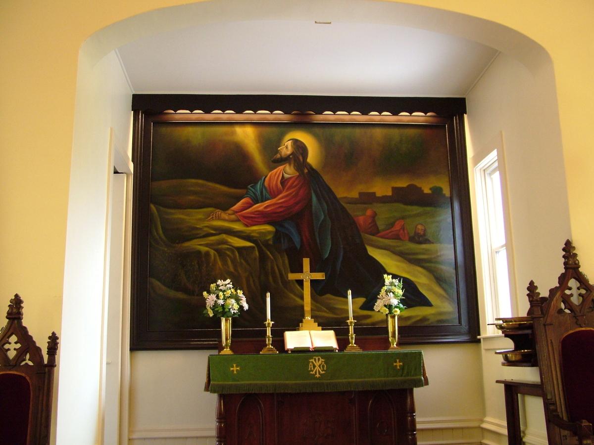Prayer at Gethsemane (large view)