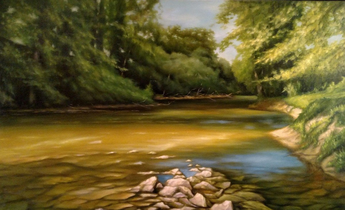 Down by the Codorus Creek (large view)
