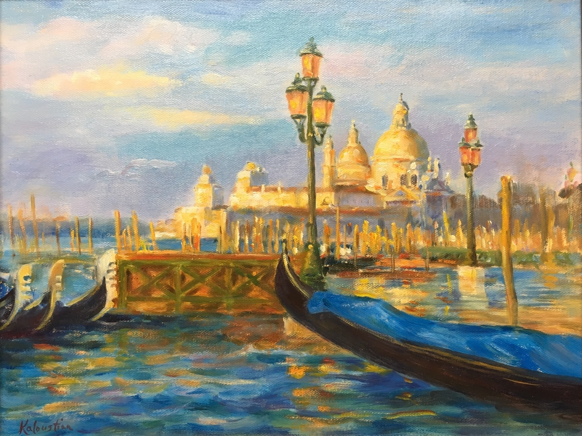 Venice Sunset (large view)