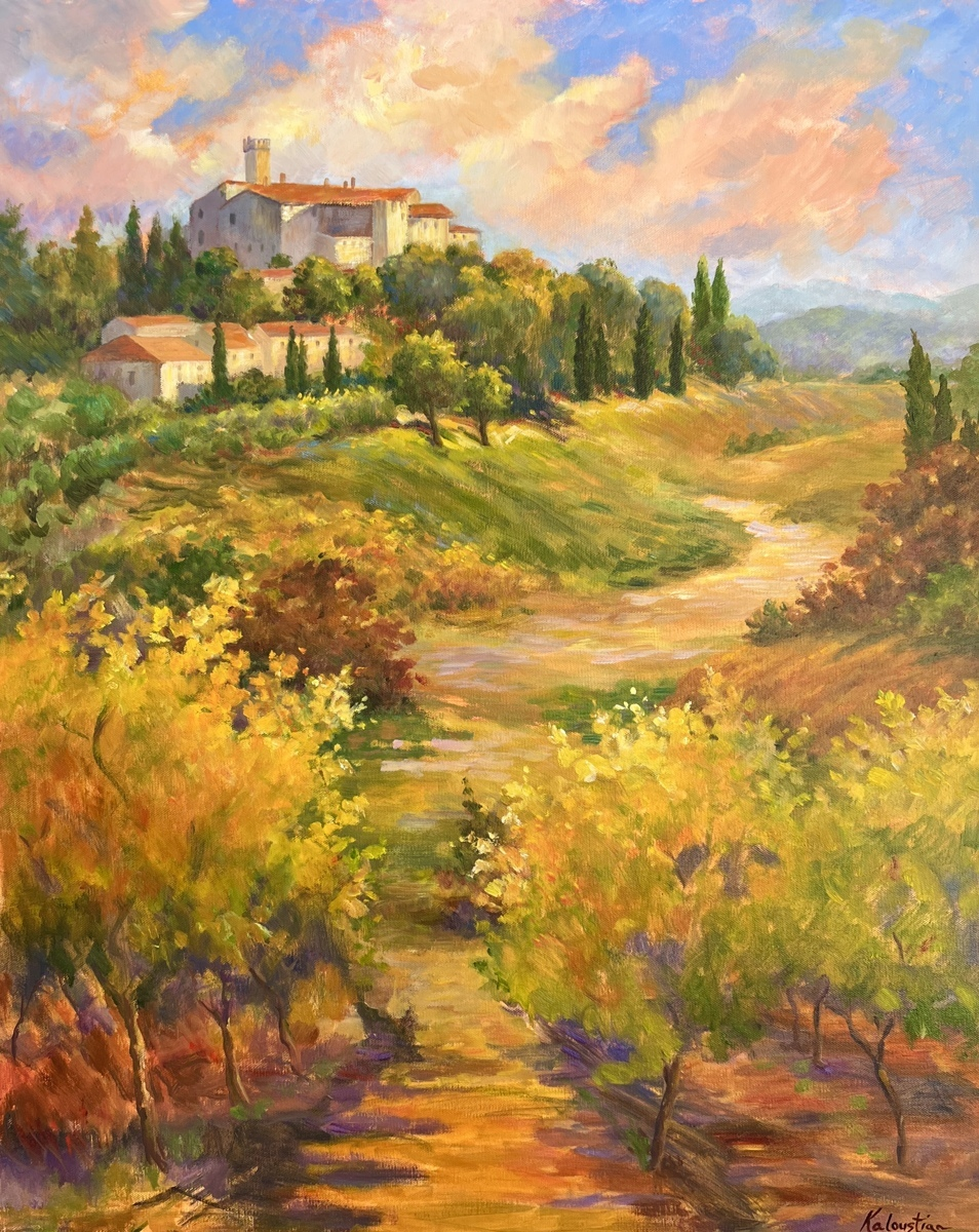 Autumn in Tuscany (large view)