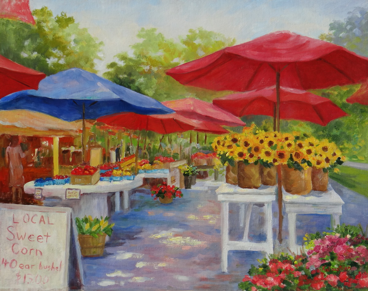 Hamptons Market (large view)