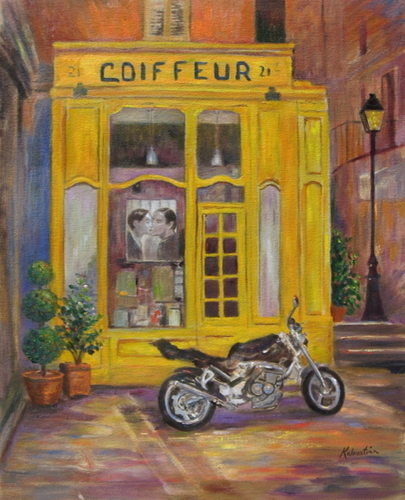 Coiffeur (large view)